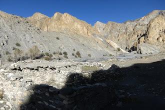 Photo: Remontée de la vallée de la Chhuchhu gompa khola (Salde camp)