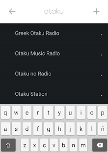 ANIME MUSIC Radios- screenshot thumbnail