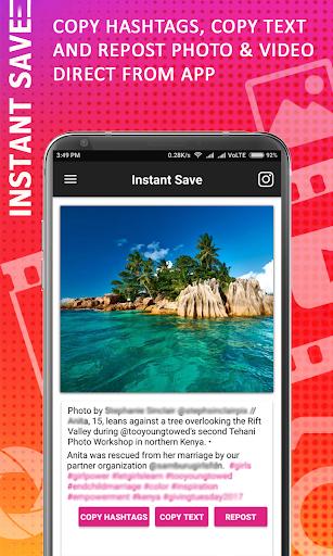 Instant Save 1.1 screenshots 4