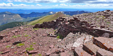 Photo: Summit of Red Mountain