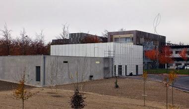 Photo: Vue générale du #datacenter HEXANET (Visite de chantier 20.11.2014)