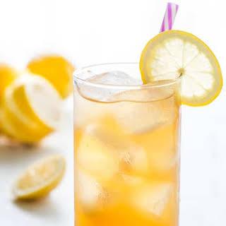 Earl Grey Iced Tea.