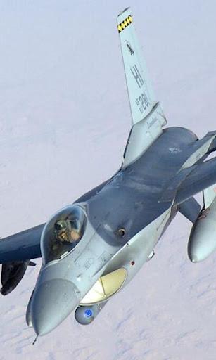 F-15航空機との壁紙