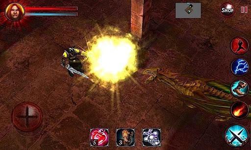 Dungeon and Demons  - RPG Dungeon Crawler APK MOD – Pièces de Monnaie Illimitées (Astuce) screenshots hack proof 2