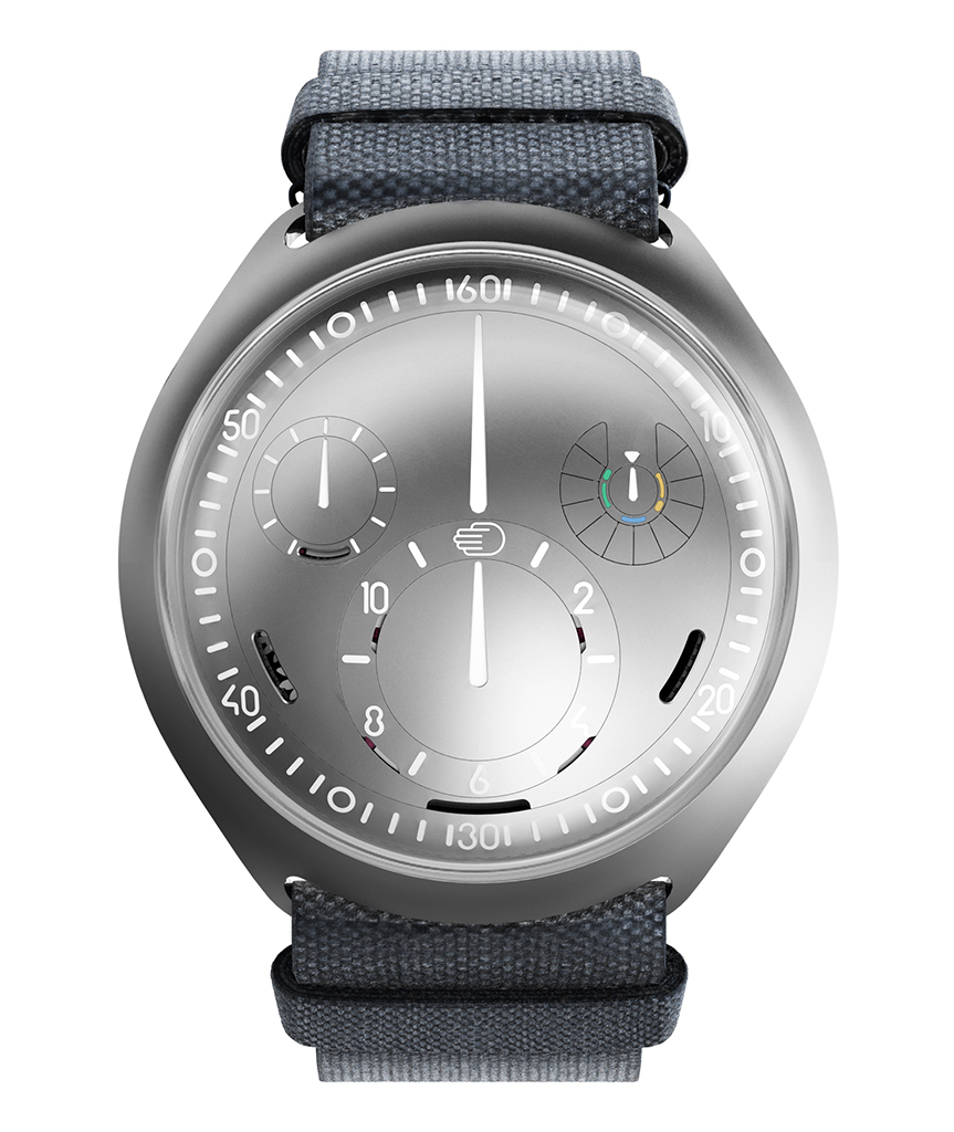 The Ressence Type 2 e-Crown Concept