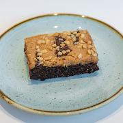 Gluten-Free Peanut Butter Brownie