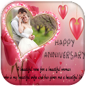Anniversary Photo Frame : Card icon