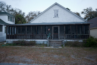 Photo: this old house was a distinct anomaly
