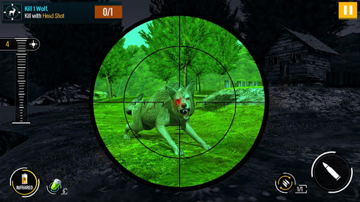 Wild Animal Hunting 2020 Free 1.4 screenshots 4