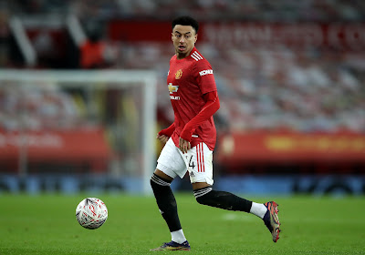 Jesse Lingard a son favori pour le Ballon d'Or