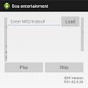 Boa entertainment