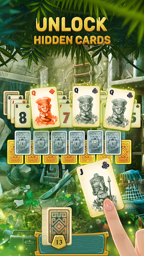 Solitaire Treasure of Time apktram screenshots 4