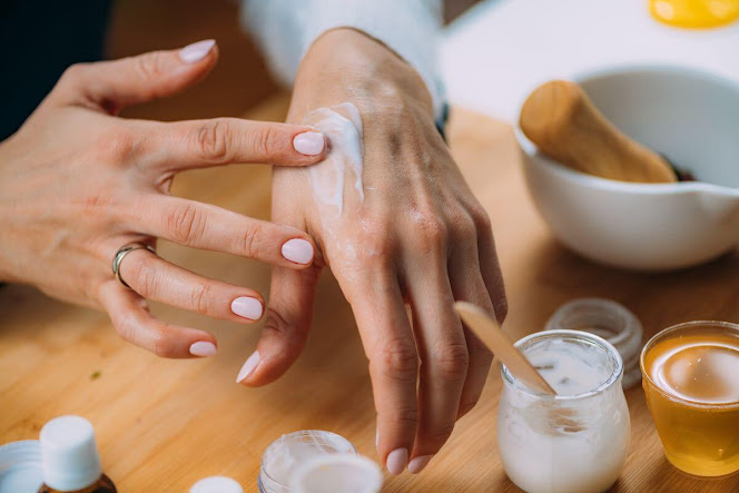 glycerin hand cream