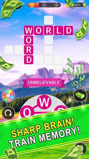 Word Serene - free word puzzle games 1.2.0 screenshots 1