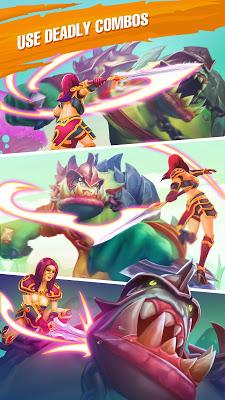 Juggernaut Champions - screenshot