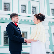 Wedding photographer Yuliya Chernysheva (Ulchka). Photo of 18.02.2017