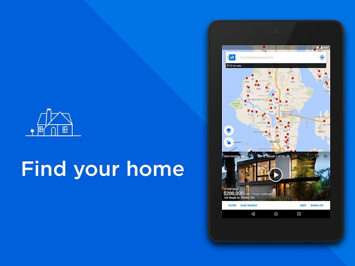 Real Estate & Rentals - Zillow app (apk) free download for Android/PC/Windows screenshot