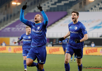 AA Gent zorgt voor waanzinnige terugkeer in match met twee verschillende gezichten tegen Charleroi