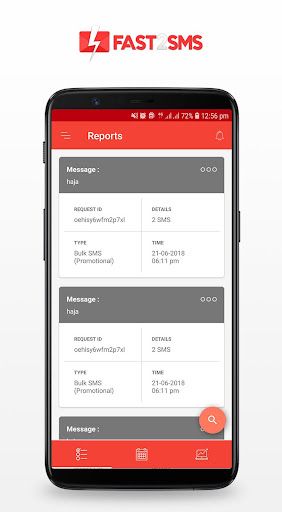 bulk sms service by fast2sms screenshot 3
