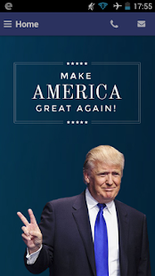 Donald Trump 2016- screenshot thumbnail