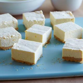 Lemon Icebox Bars.
