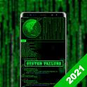 Hacker Launcher - Aris Hacker Theme icon