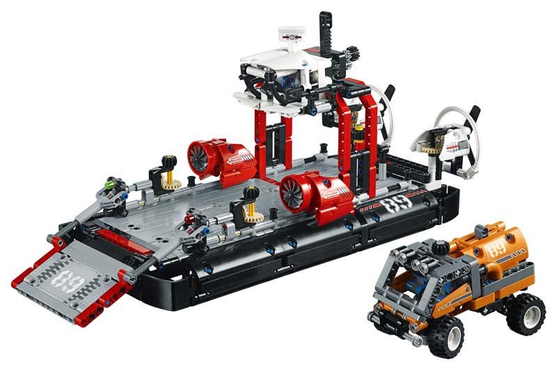Contenido de Lego® 42076 Aerodeslizador