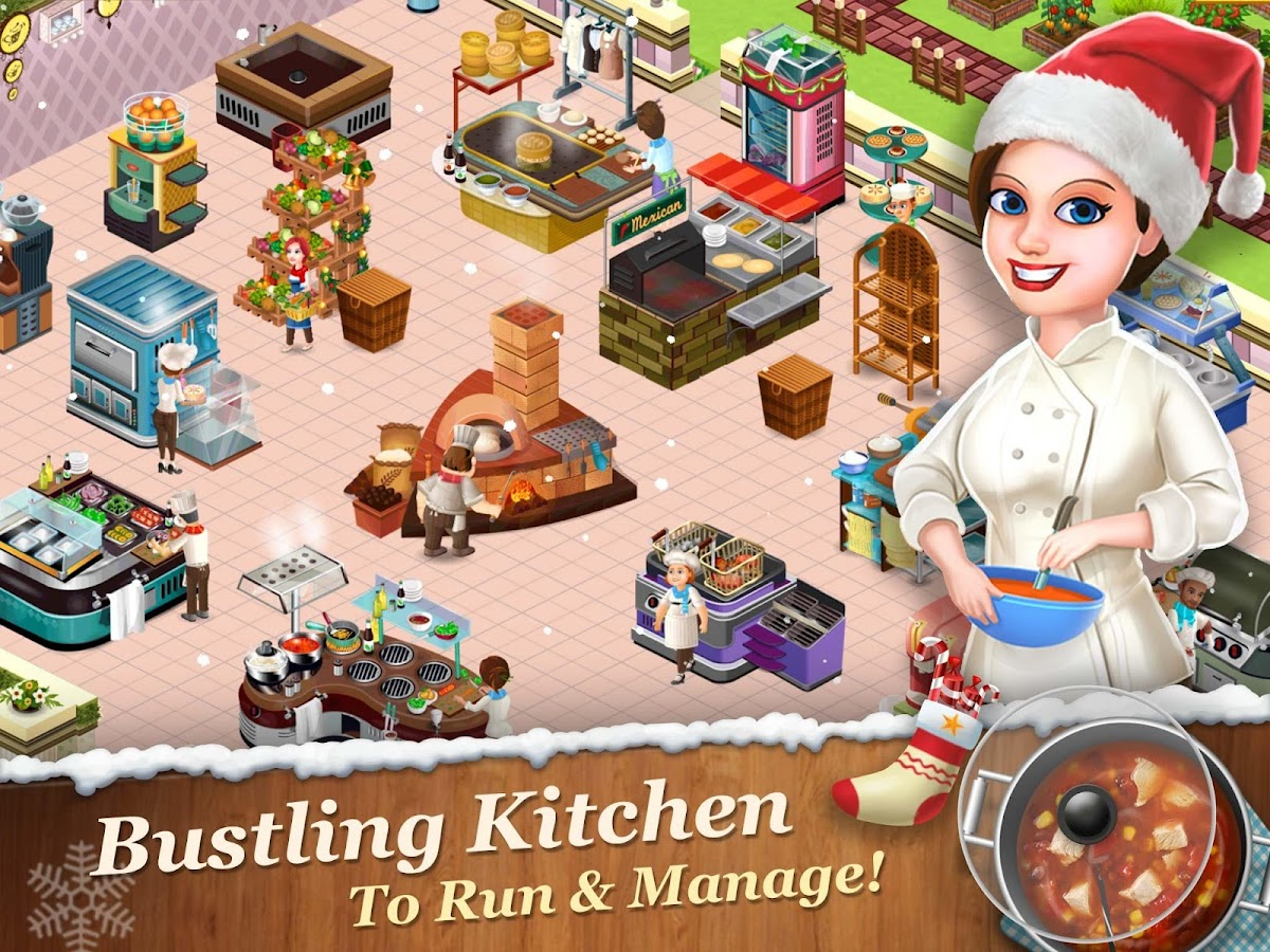 Star Chef: Cooking Game - Android Apps on Google Play