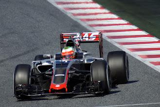 Photo: Esteban Gutiérrez - Haas F1 Team