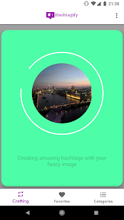 Hashtagify - Automated Hashtags for Instagram Screenshot