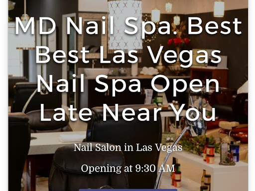 Best Beauty Nail Salon Open Late In Summerlin. ( Same Owner With MD ...