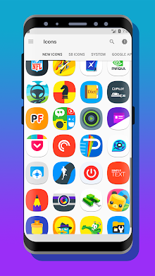 S8 UI - Icon Pack screenshot 2