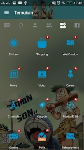 Delta Bbm Theme Special Japanese Cartoon Reborn For Pc Windows 7 8
