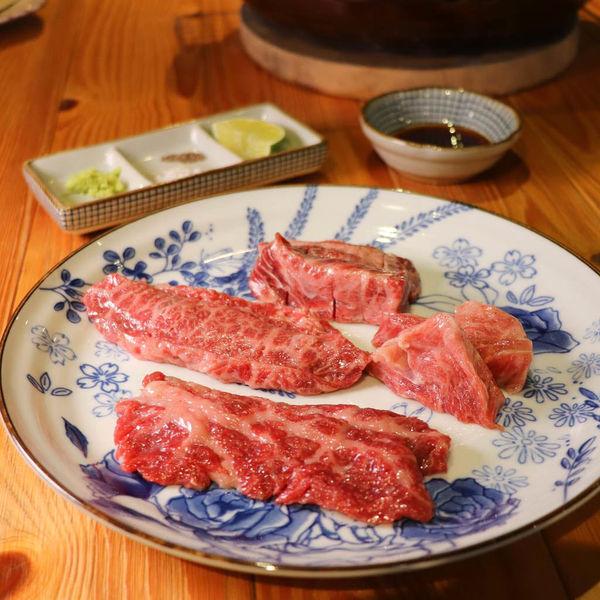 頂級和牛燒肉巡禮牛若丸和牛燒肉無菜單日本A5和牛雙人套餐,食材服務環境都很棒!