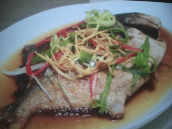 Fish With Oyster Sauce Recipe