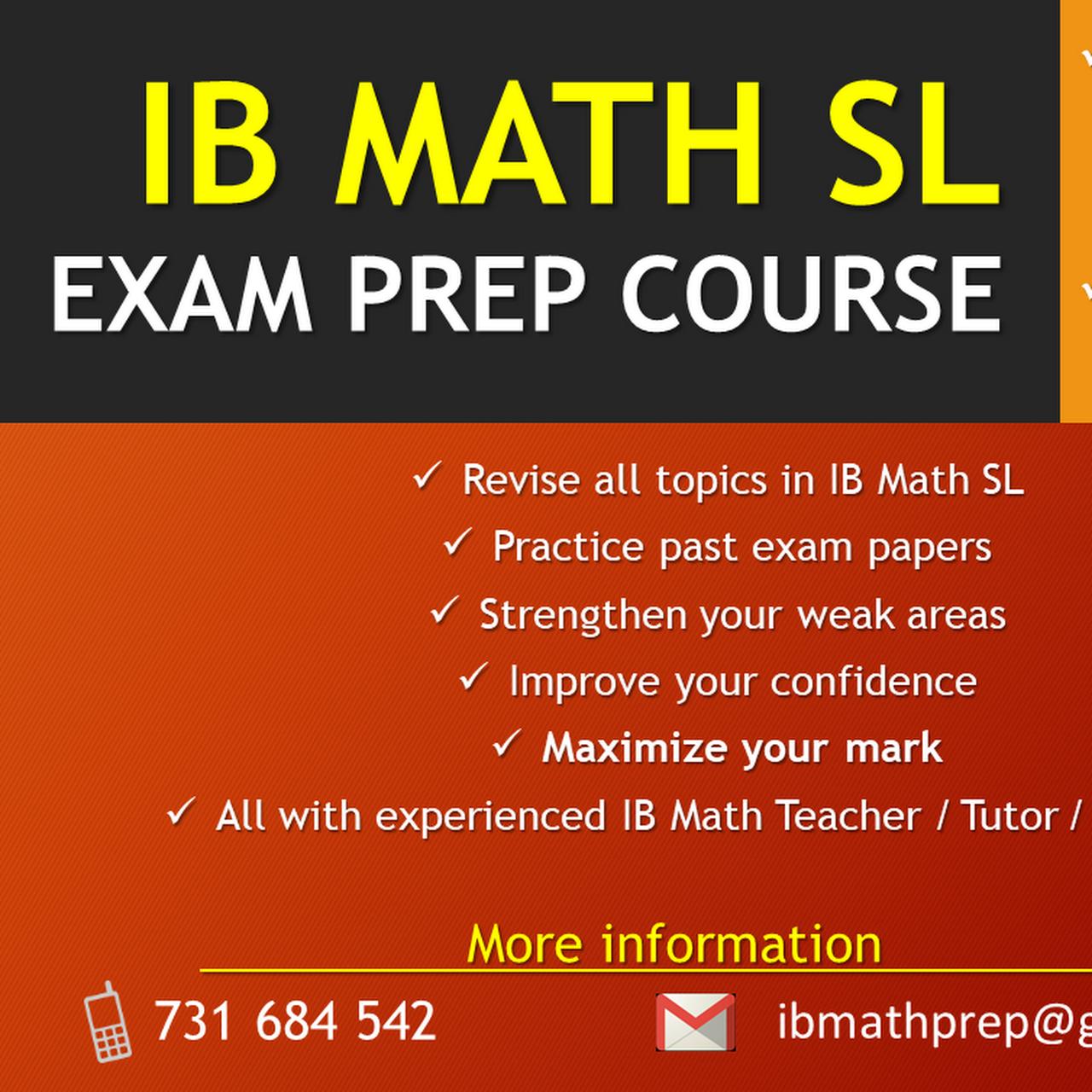 matematyka ib - Private IB Maths Tuition - Korepetycje z matematyki