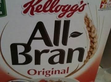 Bran Muffins - not your Grandma's
