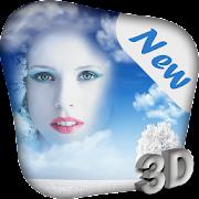 Cloud Photo Frames: PhotoBlend