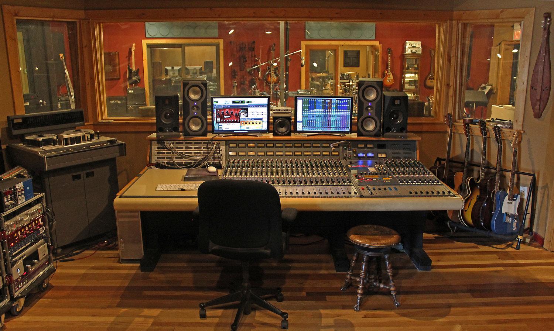 Audio Lab Recording Studio