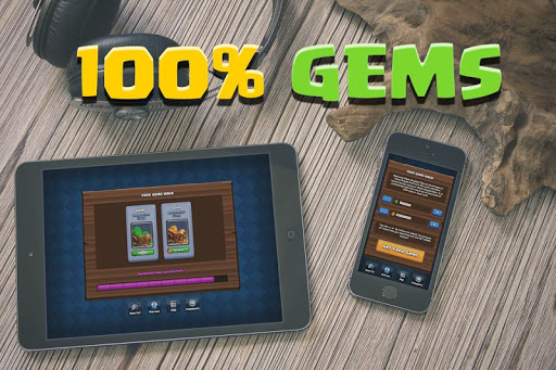 Free Gems for Clash Royale PRANK for PC