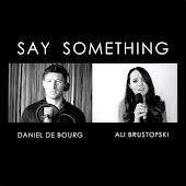 Say Something (feat. Daniel De Bourg)