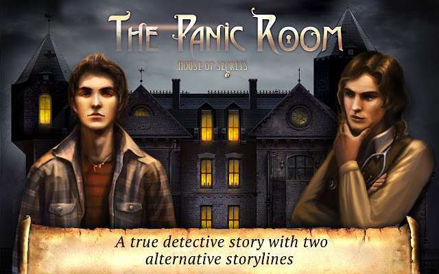 The Panic Room: House of Secrets - Chrome Web Store