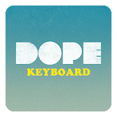 DOPE Emoji Keyboard