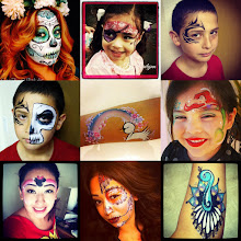 Photo: face painting by Raelynn, Azusa, Ca. Call to book her today! 888-750-7024