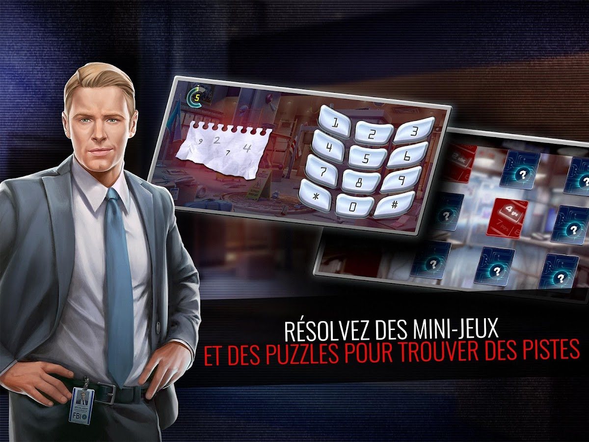 The Blacklist: Conspiracy – Capture d'écran