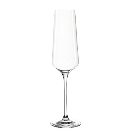 Champagneglas 280ml Puccini 6-pack