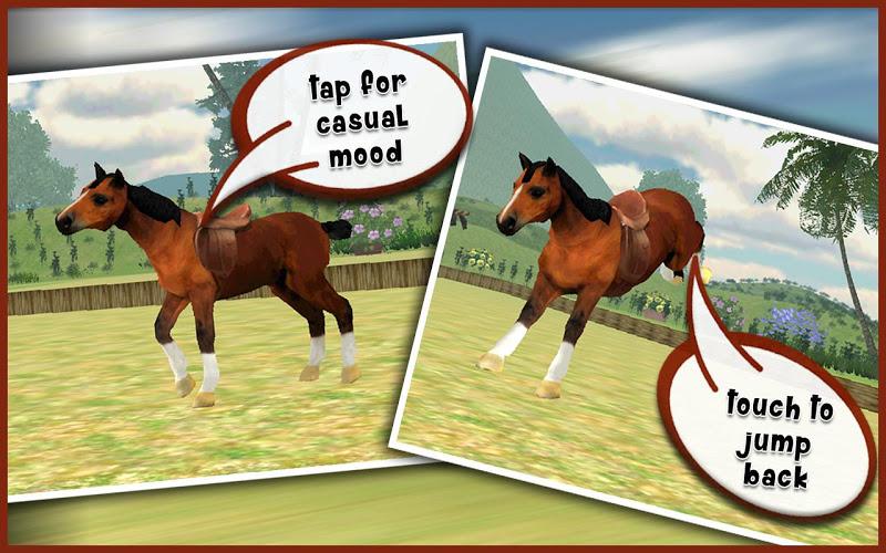 Скриншот Мой Танцы Верховая 3D