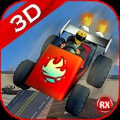 Go Kart Drift Stunts Master
