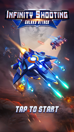 Infinity Shooting: Galaxy War 1.3.3 screenshots 24