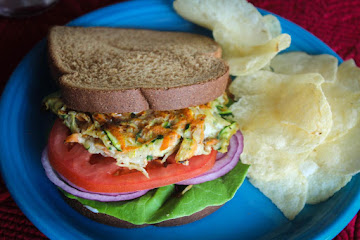 Veggie Burger On Toasted Wheat Bread Recipe